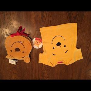 Pooh Gift Set- Shirt and Baby Photo Album